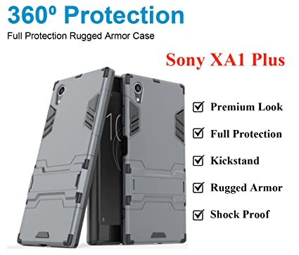 online store 263a1 a3ab8 Sony Xperia XA1 Plus Cover/Sony Xperia XA1 Plus Back: Amazon.in ...