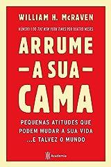 Arrume Sua Cama (Em Portuguese do Brasil) Hardcover