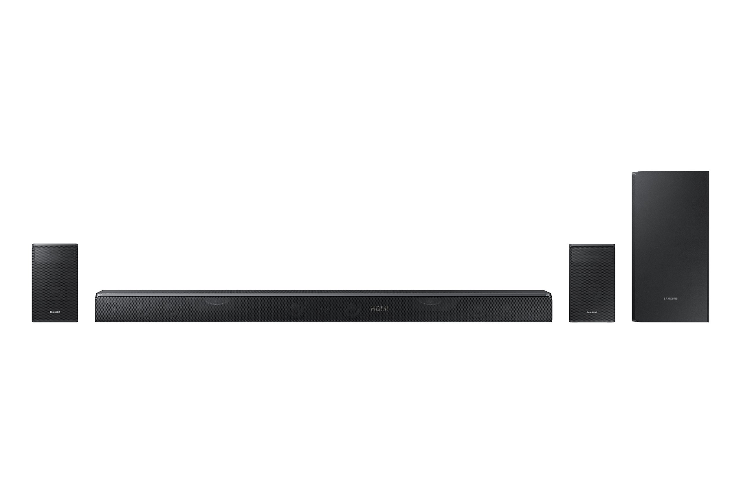 Samsung HW-K950/ZA 5.1.4 Channel Soundbar with Dolby Atmos Technology (2016 Model) by Samsung