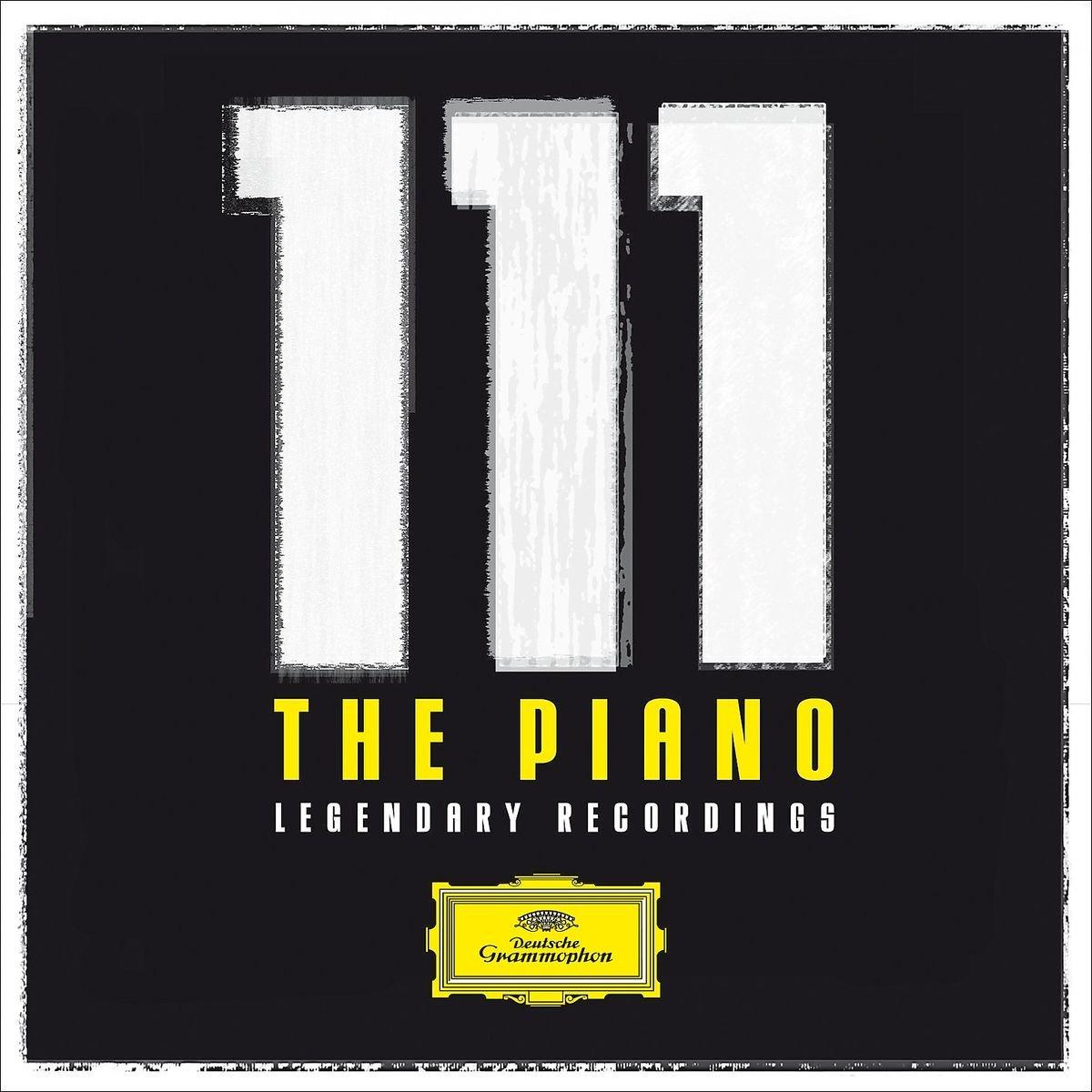 111 The Piano Legendary Recordings