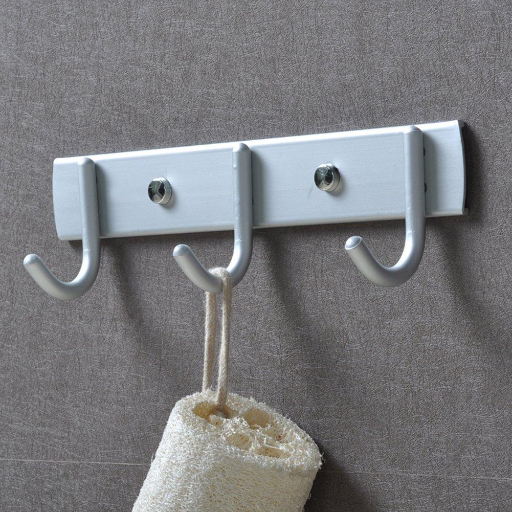 Space Aluminum Hook Bathroom Gig Towel Hook Bathroom