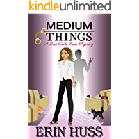 Medium Things (A Lost Souls Lane Mystery Book 3)