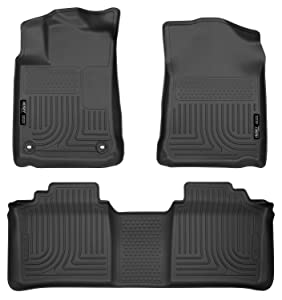 Husky Liners Front & 2nd Seat Floor Liners Fits 13-18 Avalon ELECTRIC/GAS