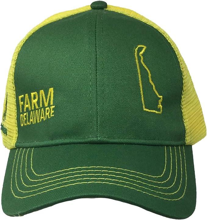 John Deere Farm State Pride - Gorra, Color Verde y Amarillo ...