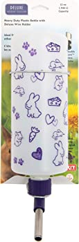 Lixit 32oz Rabbits Ferrets Water Bottles (Frosted)