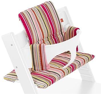 Stokke - Cojín para tripp trapp candy stripe multicolor ...