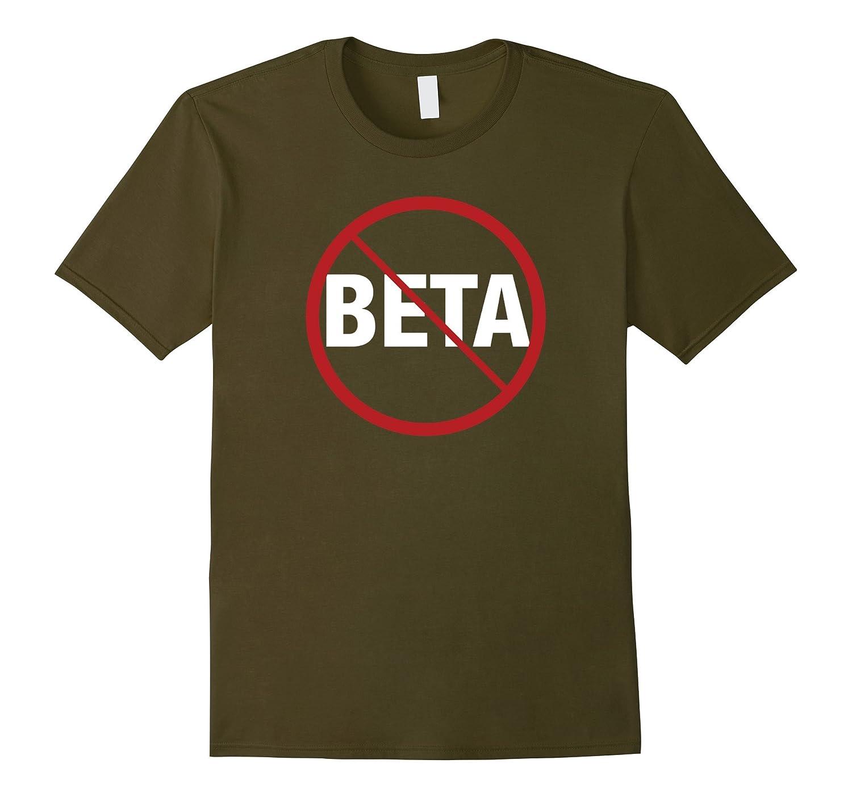 No Beta Shirt-Vaci
