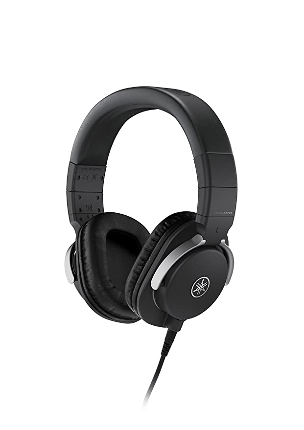 93cfc87996a Amazon.com: Yamaha HPH-MT8 Monitor Headphones, Black: Musical Instruments