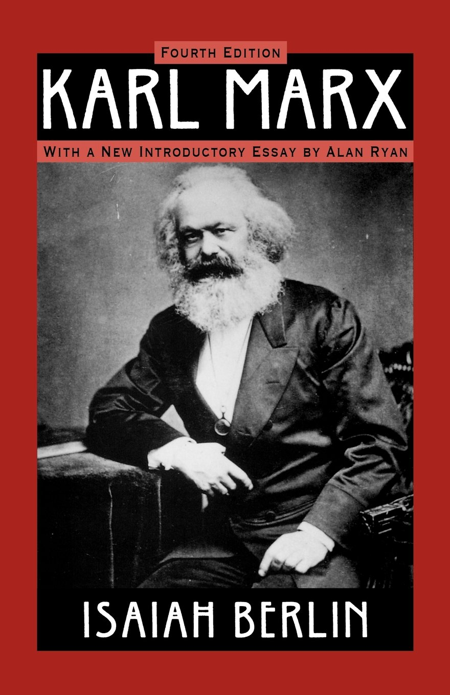 karl marx his life and environment isaiah berlin 9780195103267 karl marx his life and environment isaiah berlin 9780195103267 books ca
