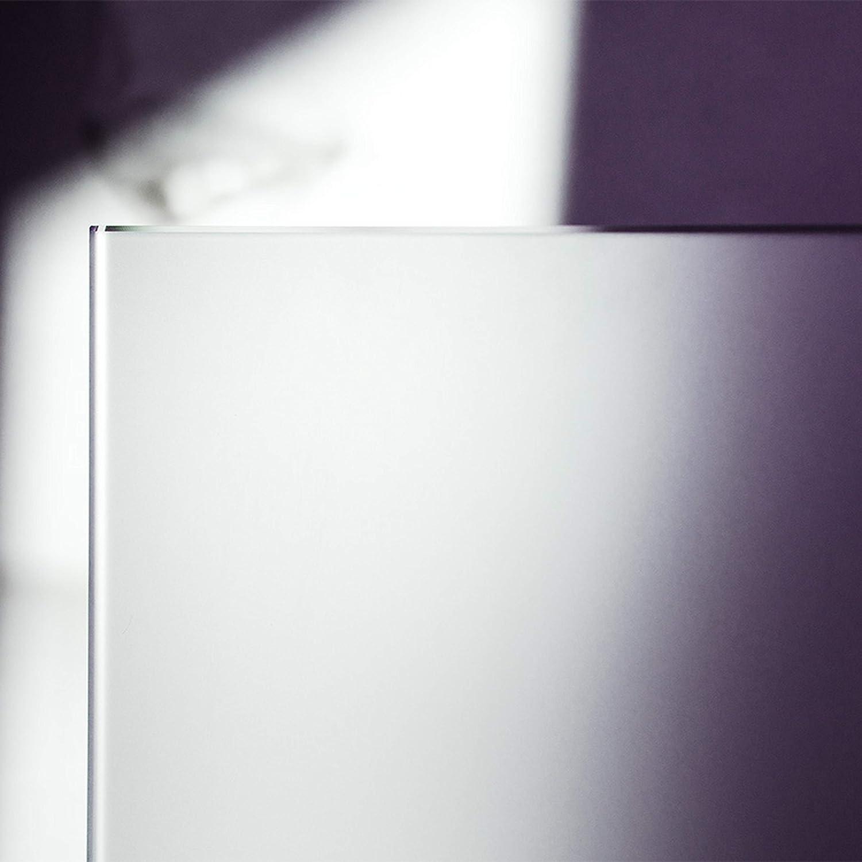 ESG Satinato/vidrio esmerilado/vidrio mate: placas de vidrio mate ...