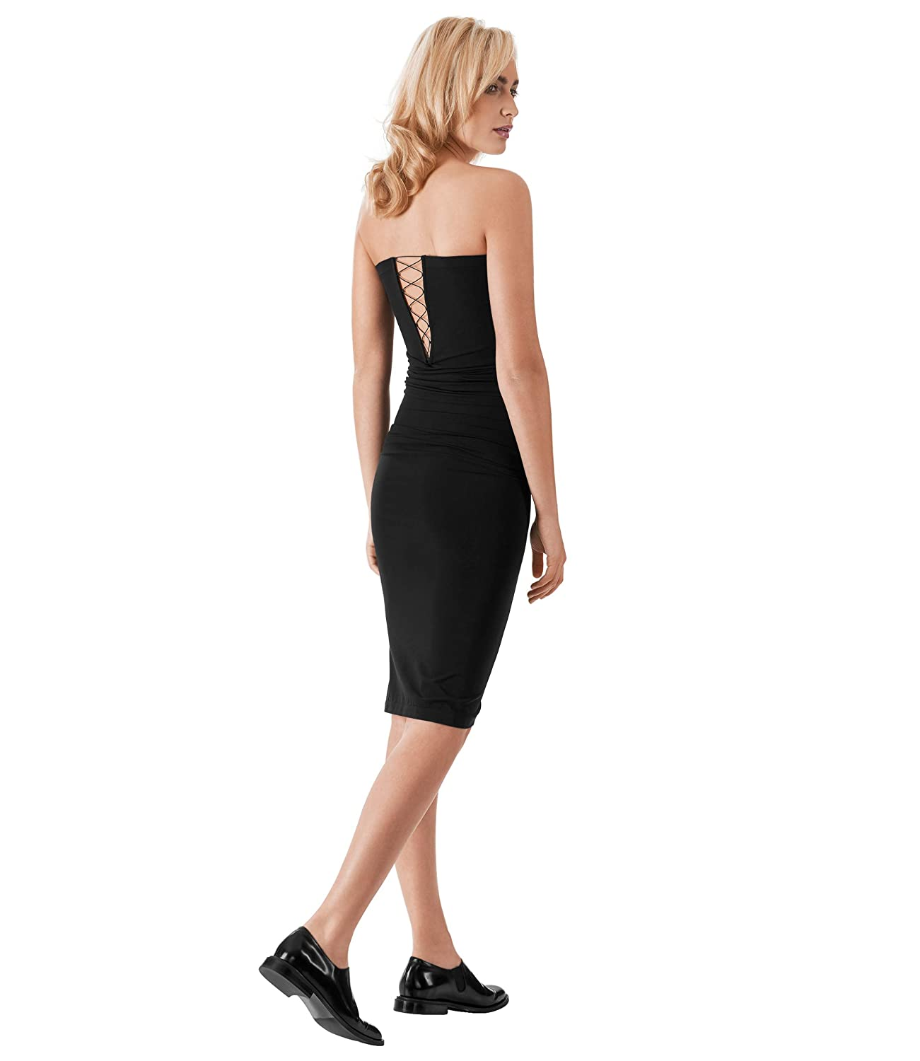 17d2ad28badf Wolford Grace Fatal Dress  Amazon.co.uk  Clothing