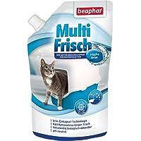 beaphar Multi Frisch Frische Brise   Geruchsneutralisierer für Katzenklos   Verlängert die Haltbarkeit von Katzenstreu   Duft nach frischer Brise   400 g