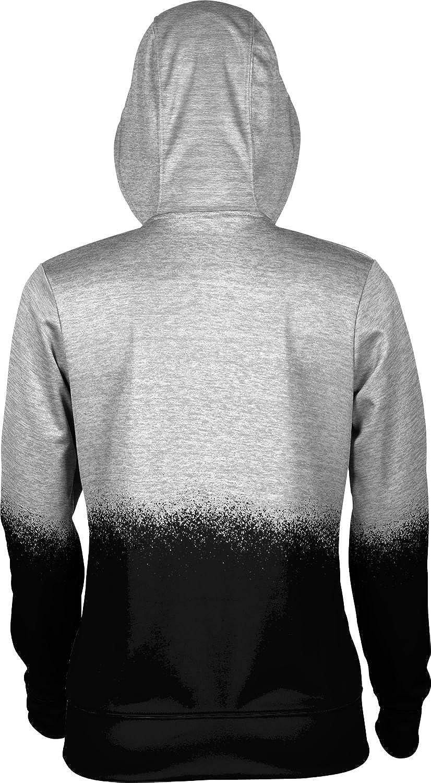 School Spirit Sweatshirt Spray Over ProSphere University of Nebraska at Omaha Womens Zipper Hoodie