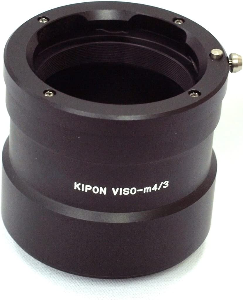 Kipon Leica VISO Mount Lens to Micro 4//3 Camera Body Adapter