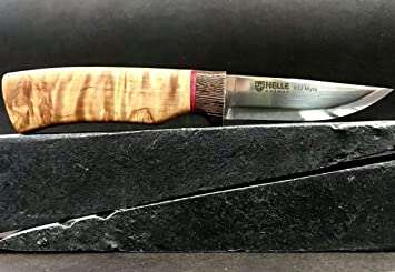 Helle Myra 2019 - Cuchillo de Hoja Fija (edición Limitada ...