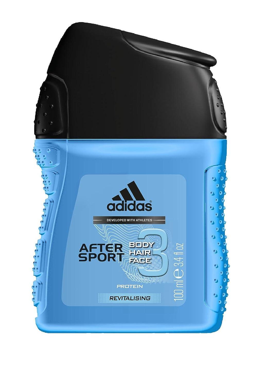 Mus ponerse en cuclillas George Bernard  adidas Male Personal Care After Sport Shower Gel, 3.4 Fluid Ounce : Beauty  - Amazon.com