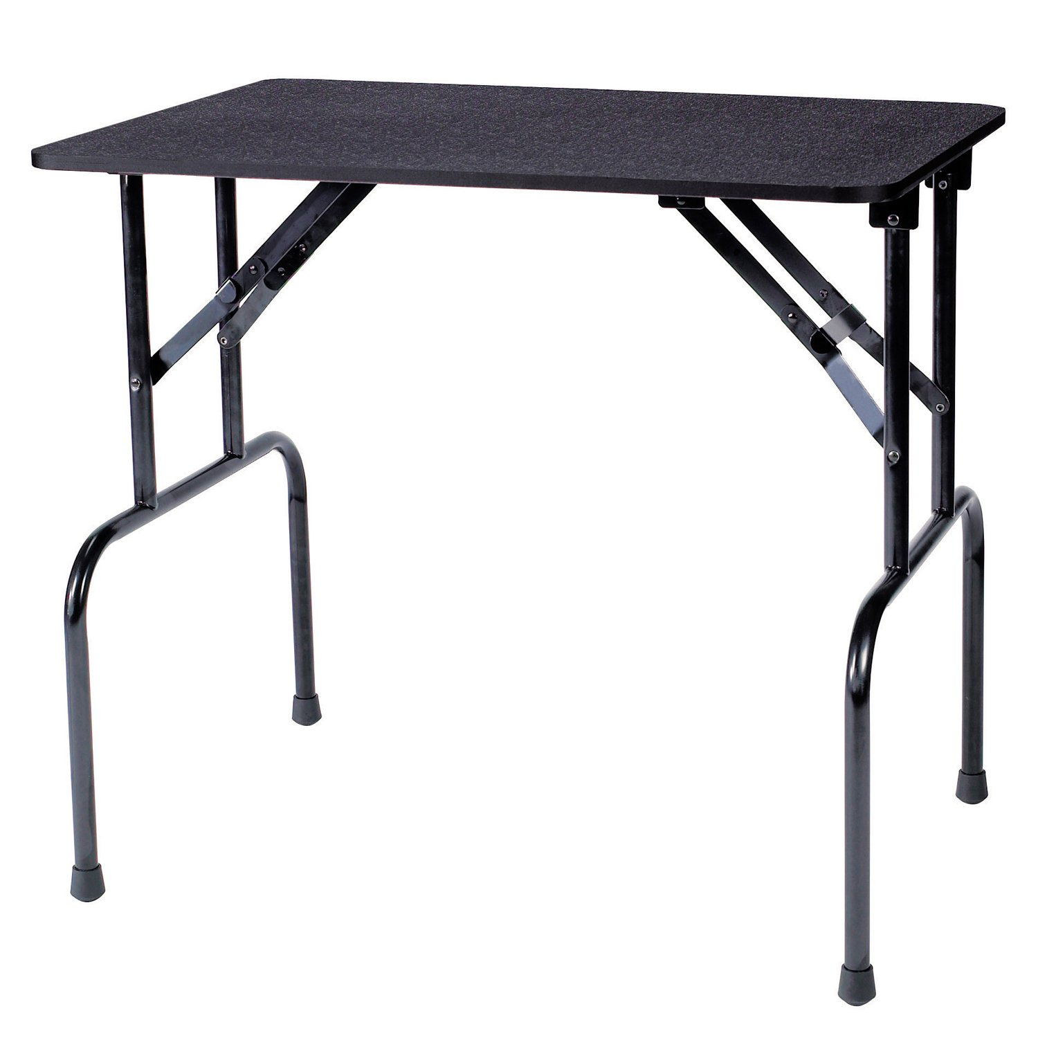 Pet Edge Master Equipment Non-Slip Able Table for Grooming Pets - 30''x18'' Table Top Surface for Pets Up to 130 Pounds