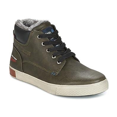 wholesale dealer f15de d31f2 Tom Tailor Denim Herren High-Top Sneaker - khaki: Amazon.de ...