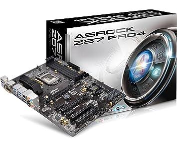 Asrock Z87 Pro4 - Placa base (DDR3-SDRAM, DIMM, Dual, Intel
