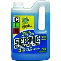 Jelmar SEP-6 CLR 28 onzas Tratamiento de Sistema séptico