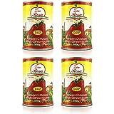 Zia Rosa San Marzano Tomatoes D.O.P. (4 x 400g)