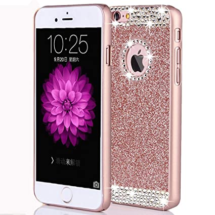 glitter iphone 7 plus hard case