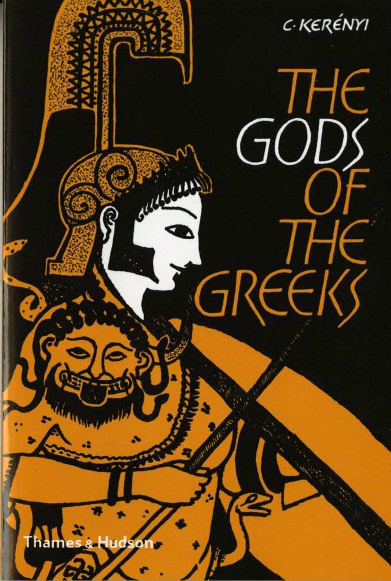 the gods of the greeks karl kerenyi carl kerenyi 9780500270486