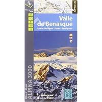 Valle de Benasque. Aneto, Maladeta, Posets, Perdiguero. Escala 1:40.000. Impermeable. Editorial Alpina. (Mapa Y Guia…