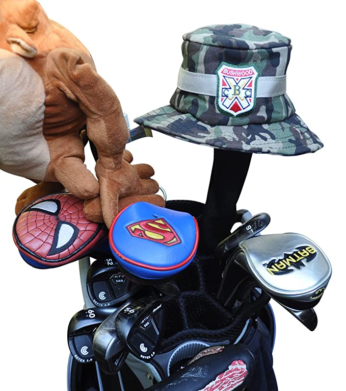 9beeb2a112d7e Amazon.com  Caddyshack Bucket Hat Golf Headcover by ReadyGOLF  Everything  Else