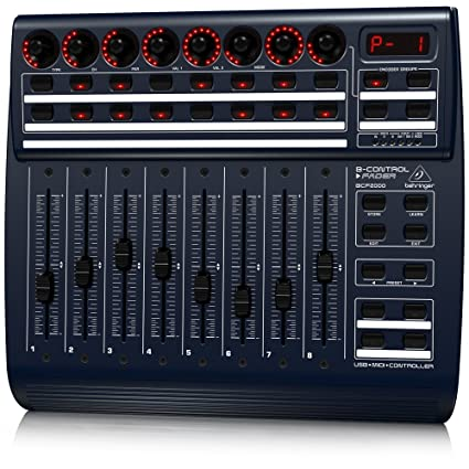 BEHRINGER BCF2000 FACTORY DRIVERS FOR WINDOWS