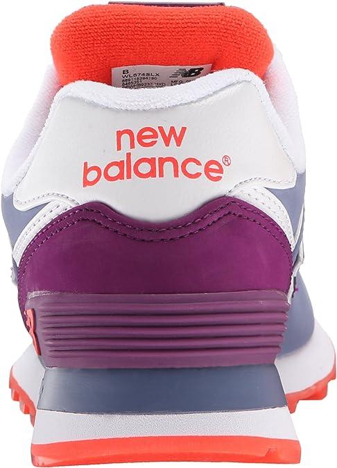 new balance arancione 39
