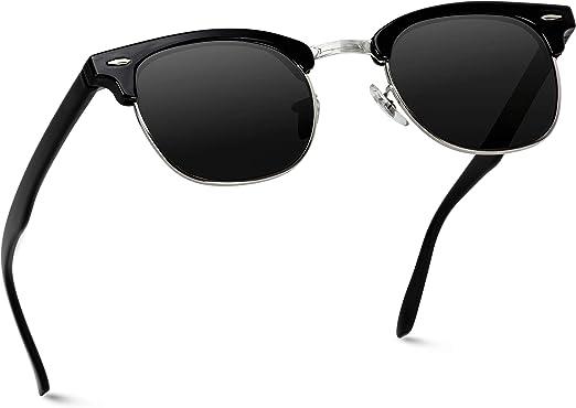 European And American Vintage Sunglasses Fashion Semi-metallic Toad Sunglasses