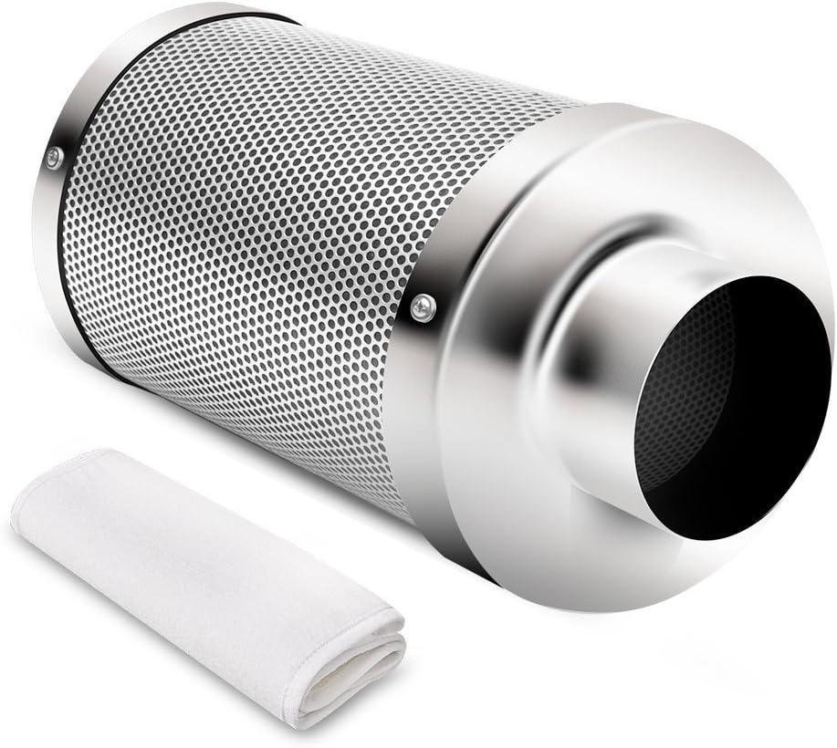 IAV Australien Virgin anthrazit iPower High CFM Inline anstrengenden Fan /& Carbon Air Filter w//1050/