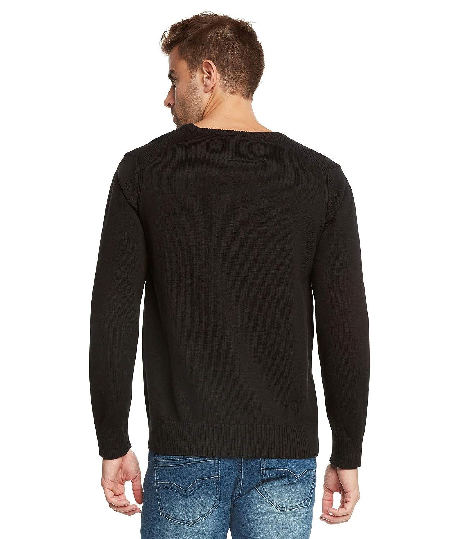 Jack /& Jones Mens Crew Neck Fashion Slim Fit Sweater