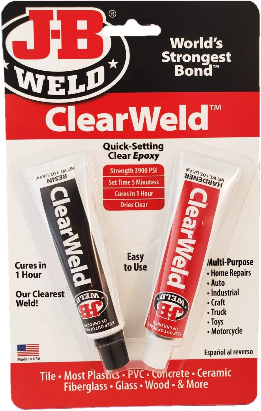 J-B Weld ClearWeld