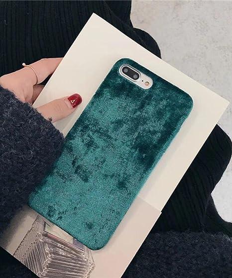 big sale f99a6 dd3e1 Amazon.com: Losin Velvet Case Compatible with iPhone Xs Max Case ...