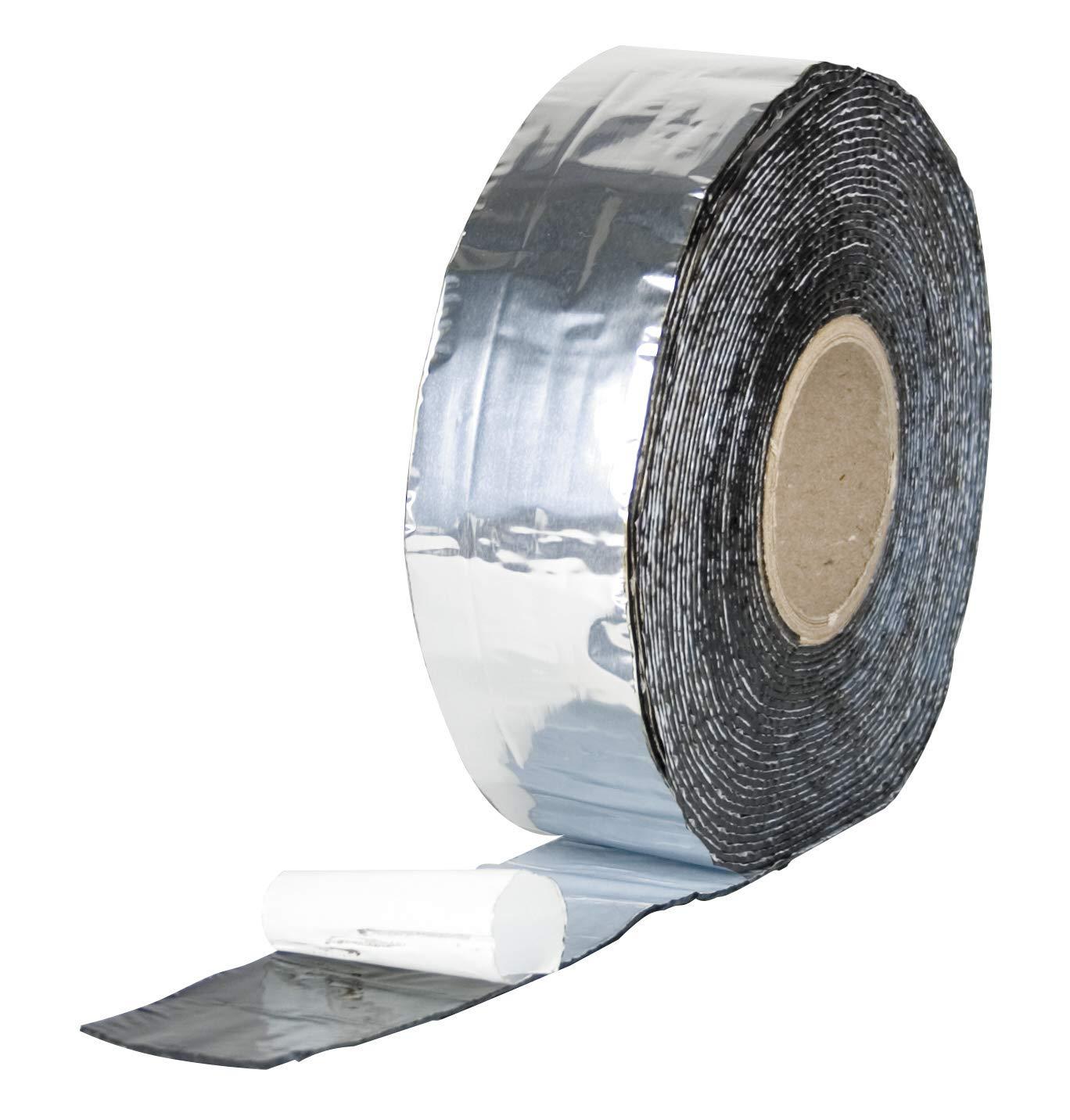 Beko BT Ruban adh/ésif Aluminium 300 mm x 10 m Aluminium argent/é