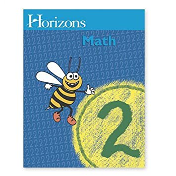 Amazon.com: Horizons Math 2 - Workbooks 1 & 2: Office Products