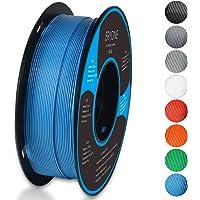 Filament PLA 1.75mm, Eryone PLA Filament 1.75mm, Imprimante 3D Filament PLA Pour Imprimante 3D, 1kg 1 Spool,Bleu