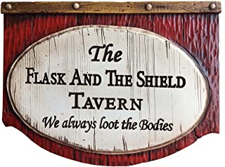 product image for Piazza Pisano Personalized Antique Pub Sign