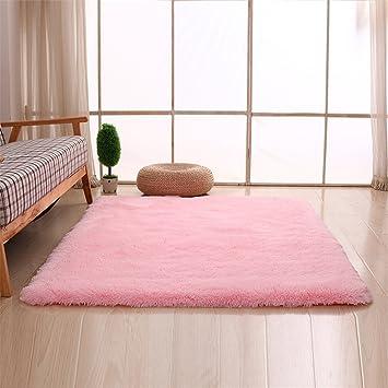 Amazon De Camal Teppiche Rechteck Waschbarer Seide Wolle Material