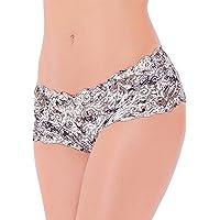 Ilusión Panties Bóxer de Encaje 3418 para Mujer