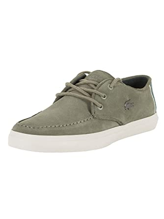 defd16f8f lacoste trainers men lacoste endliner 117 1 trainer white green ...