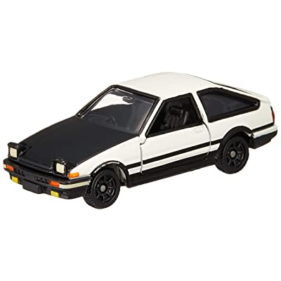 TOMICA Initial D Ae 86 Trueno: Toys & Games