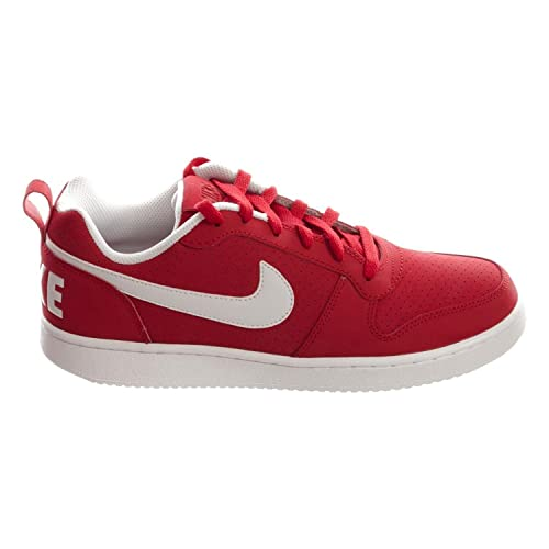 Nike Men s Court Borough Low Gym Red White Sneakers- 6 UK  Buy Online at Low  Prices in India - Amazon.in 12dbe0c75