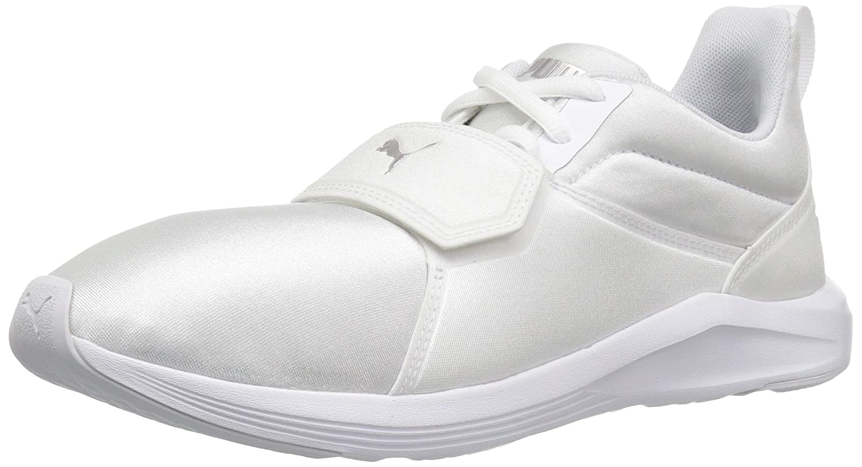 PUMA Women's Prodigy Aon Wn Sneaker B075699C6J 9 M US|Puma White-metallic Beige