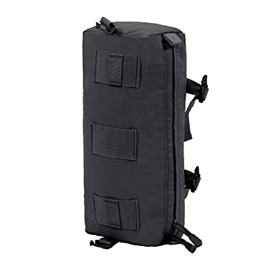 Seibertron Attach Bag Detachable Bag Used Falcon Bag Roving Backpack Black: Automotive