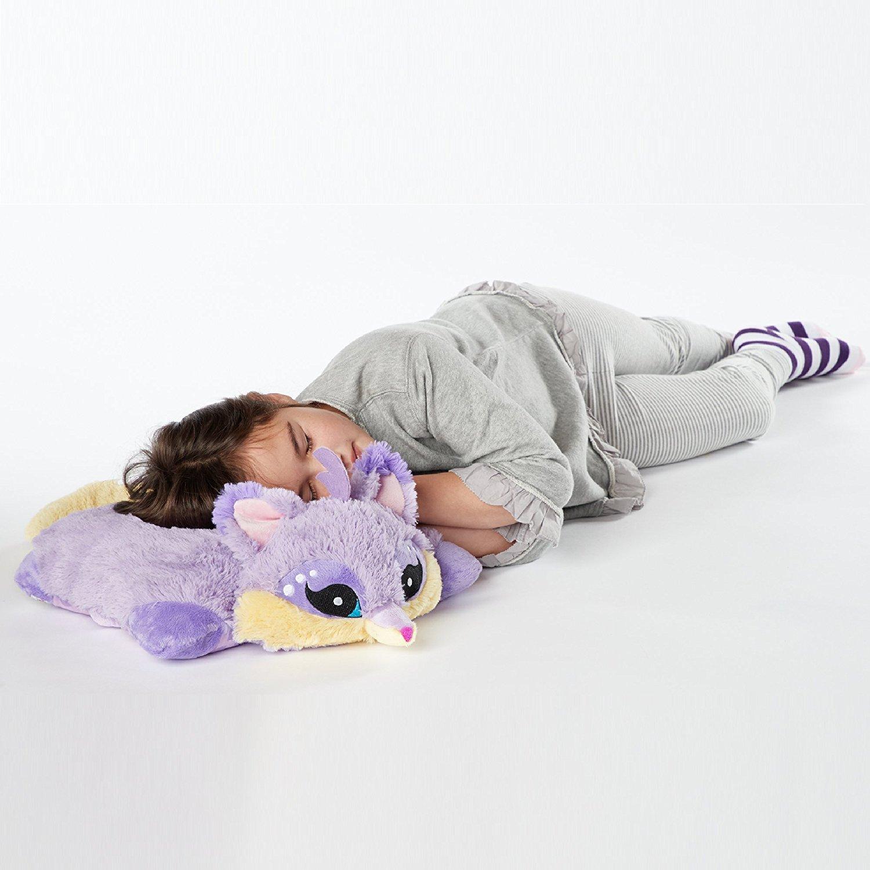 Pillow Pets Animal Jam, Fox, 16'' Super Soft Stuffed Animal Plush Toy by Pillow Pets (Image #3)