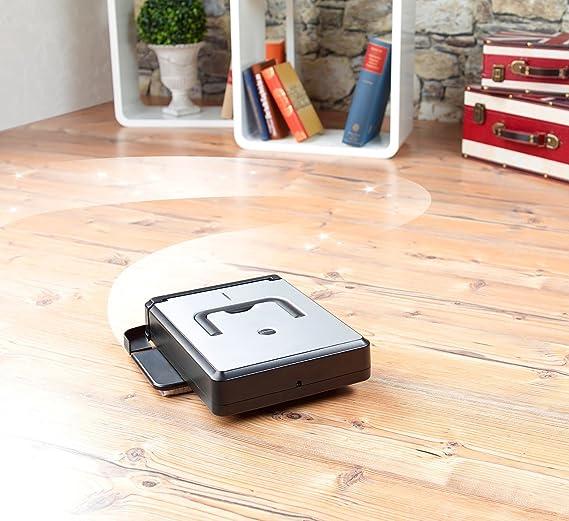 Sichler PCR-1030 - Robot friega suelos compacto: Amazon.es ...