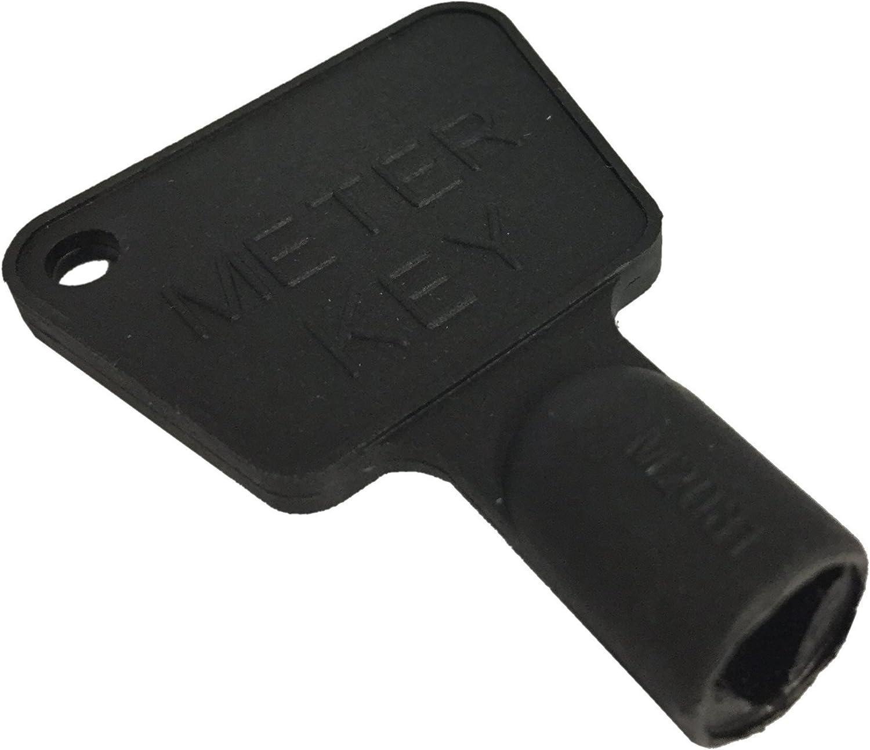 S Compteur Key Box Plastique Noir 12 Pc